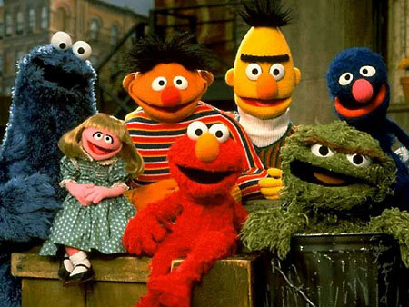 sesame street used for torture