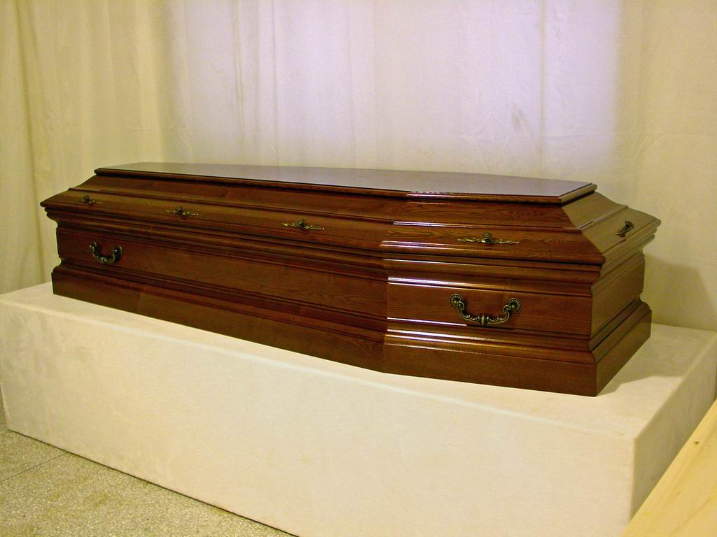 Boy Sits Up In Coffin, Asks For Water, Then Dies Again