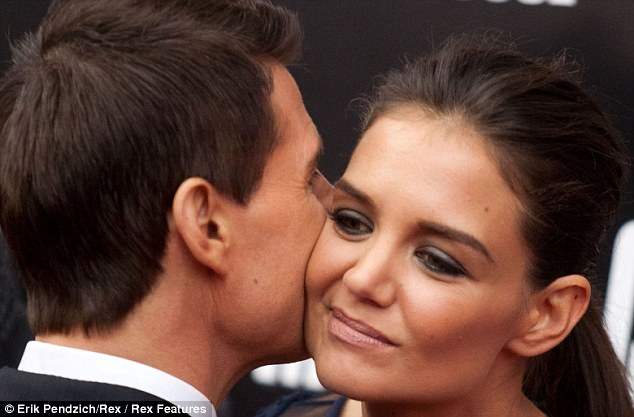 The Church Of Scientology Won't Recognize Katie Holmes' Divorce