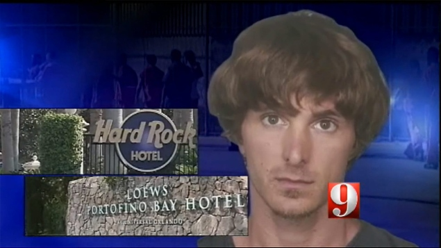 Homeless Man Has Been Scamming The Rich, Living In Their Hotels For 2 Years