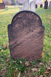 Man Has His Dead Wife's Vagina Carved on Her Tombstone