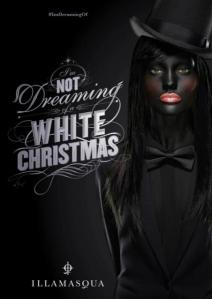 Is This Illamasqua Ad Racist?