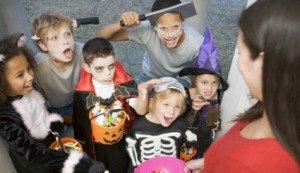 Trick-or-Treaters Given Cocaine